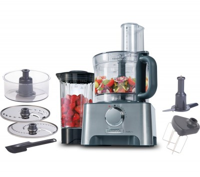 Save £81 at Currys on KENWOOD FDM781 Multipro Food Processor - Silver, Silver