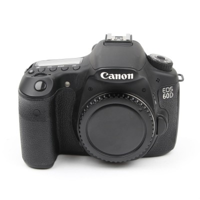 Save £25 at Wex on Used Canon EOS 60D Digital SLR Camera Body