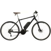 Save £271 at Halfords on Carrera Crossfuse Mens Electric Hybrid Bike - 17 inch