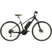 Save £271 at Halfords on Carrera Crossfuse Womens Electric Hybrid Bike - 17 inch