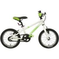 Save £48 at Halfords on Carrera Cosmos Kids Bike - 14 inch Wheel - White