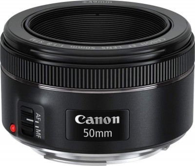 Save £35 at Ebuyer on Canon EF 50mm f1.8 STM Lens