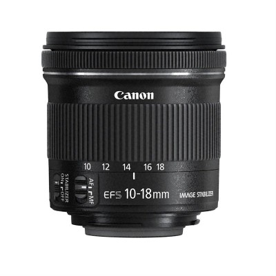 Save £69 at Ebuyer on Canon EF-S 10-18mm f/4.5-5.6 IS STM Lens
