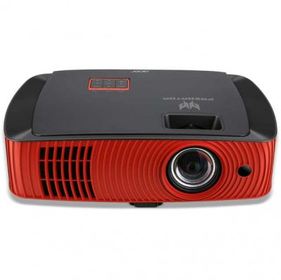 Save £100 at AO on Acer Predator Short Throw Gaming Projector 1080p Full HD - Red / Black