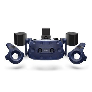 Save £180 at Scan on HTC Vive Pro Enterprise Advantage VR Virtual Reality Headset System fo