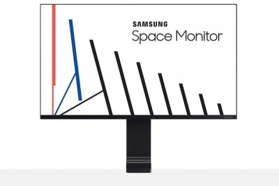 Save £111 at Ebuyer on Samsung S27R750Q 27 WQHD 144hz Space Saving Monitor