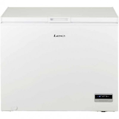 Save £65 at AO on Lec CF250LMk2 Chest Freezer - White - A+ Rated