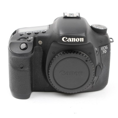 Save £21 at Wex on Used Canon EOS 7D Digital SLR Camera Body