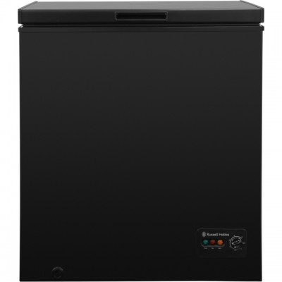 Save £61 at AO on Russell Hobbs RHCF142B Chest Freezer - Black - A+ Rated