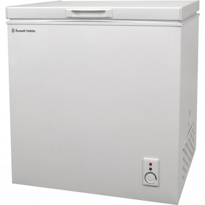Save £34 at AO on Russell Hobbs RHCF150-MD Chest Freezer - White - A+ Rated