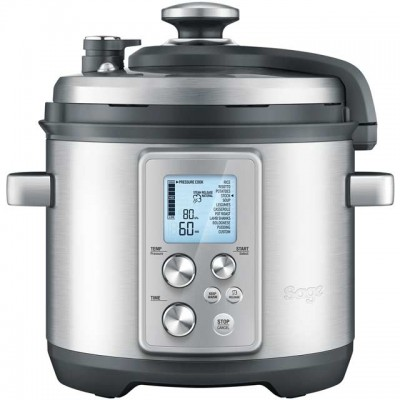 Save £24 at AO on Sage The Fast Slow Pro BPR700BSS 6 Litre Pressure Cooker - Stainless Steel