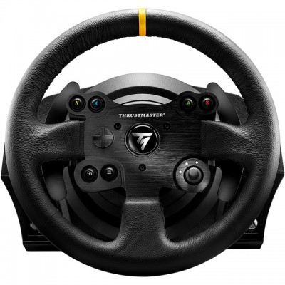 Save £41 at AO on Thrustmaster TX Racing Wheel Leather Edition & Pedals - Black