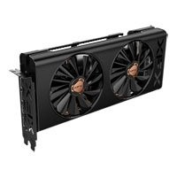 Save £40 at Scan on XFX Radeon RX 5500 XT THICC II Pro 8GB GDDR6 PCIe 4.0 Graphics Card, 7nm RDNA, 1408 Streams, 1717MHz GPU, 1845MHz Boost