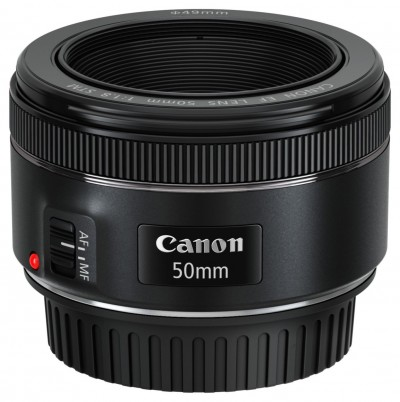 Save £20 at Argos on Canon EF 50mm f/1.8 STM Lens