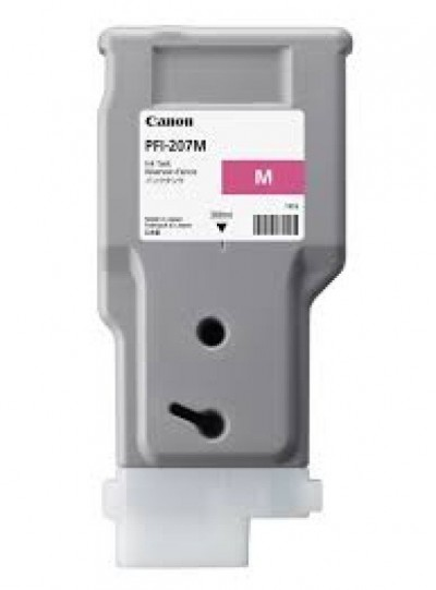 Save £26 at Ebuyer on Canon PFI-207M Magenta Ink Tank 300ml