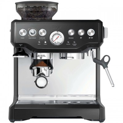 Save £103 at AO on Sage The Barista Express BES875BKS Espresso Coffee Machine with Integrated Burr Grinder - Black