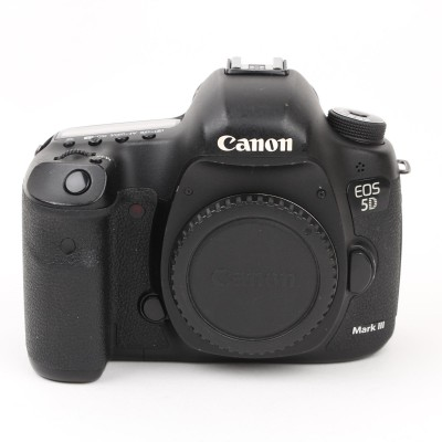 Save £78 at Wex on Used Canon EOS 5D Mark III Digital SLR Camera Body
