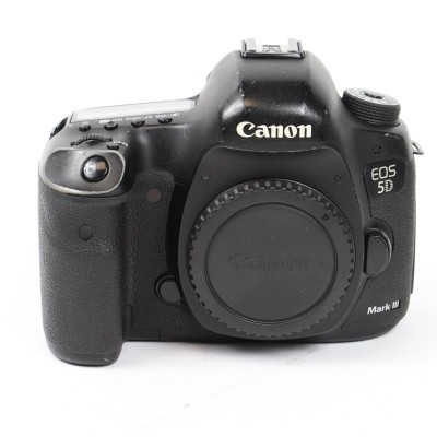 Save £65 at Wex on Used Canon EOS 5D Mark III Digital SLR Camera Body
