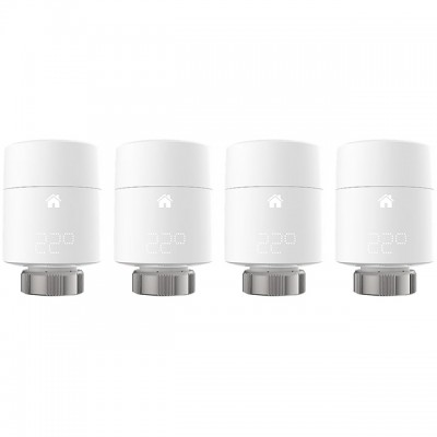 Save £20 at AO on tado Smart Radiator Thermostat Vertical Quattro Pack