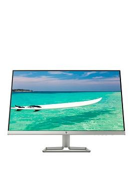 Save £40 at Very on Hp 27F Full Hd Ultraslim Monitor, 27 Inch, Ips - Silver