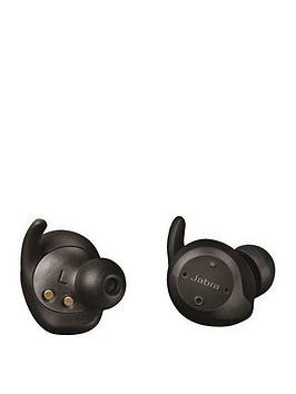 Save £21 at Very on Jabra Jabra Elite Sport Truly Wireless Bluetooth Headset With Heart Rate And Activity Monitor - Black