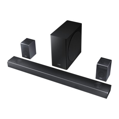 Save £200 at PRCDirect on Samsung HWQ90R Cinematic soundbar with Dolby Atmos and dts:X