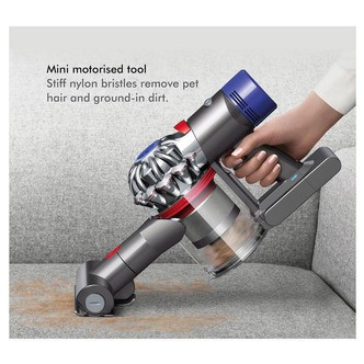 Save £50 at Sonic Direct on Dyson V8ANIMALCPT V8 Animal Complete Cordless Bagless Vacuum Cleaner
