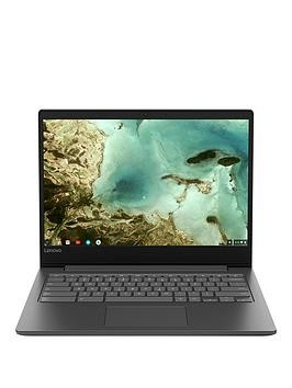 Save £50 at Very on Lenovo Chromebook Mediatek 4Gb Ram, 32Gb Ssd, 14 Inch Laptop - Black