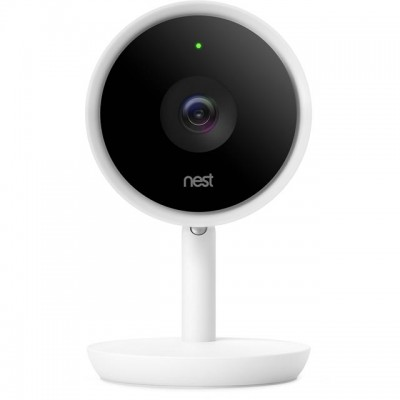 Save £30 at AO on Nest Cam IQ Indoor Security Camera -Full HD 1080p - White