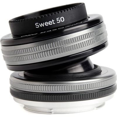 Save £30 at Wex on Lensbaby Composer Pro II with Sweet 50 Optic - Canon EF Fit