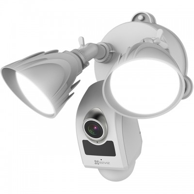 Save £35 at AO on EZVIZ LC1 WiFi Outdoor Floodlight Camera -Full HD 1080p - White