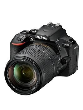 Save £160 at Very on Nikon D5600 Digital Slr Camera With Af-S 18-140 Vr Lens