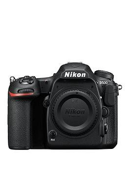Save £390 at Very on Nikon D500 Dslr Camera - Body Only