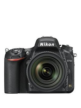 Save £410 at Very on Nikon D750 Digital Slr Camera Body Plus 24-85Mm Vr Lens