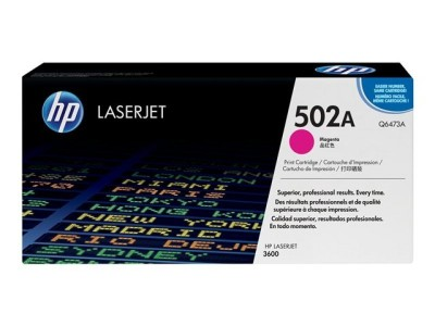 Save £14 at Ebuyer on HP 502A Magenta Toner cartridge 4000 Pages - Q6473A