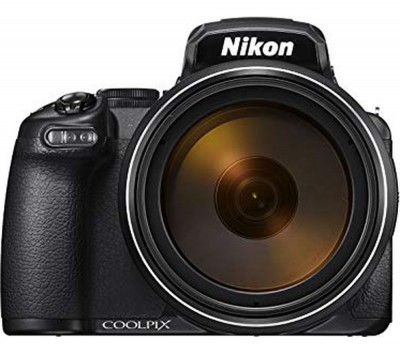 Save £110 at Currys on NIKON COOLPIX P1000 Bridge Camera - Black, Black