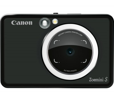 Save £39 at Currys on Canon Zoemini S Instant Camera - Black, Black