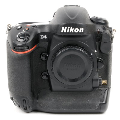 Save £164 at Wex on Used Nikon D4 Digital SLR Camera Body