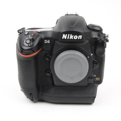 Save £155 at Wex on Used Nikon D4 Digital SLR Camera Body