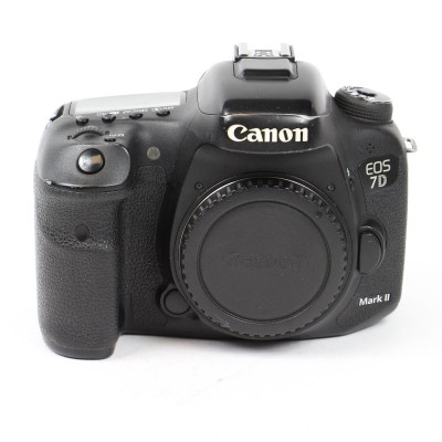 Save £70 at Wex on Used Canon EOS 7D Mark II Digital SLR Camera Body