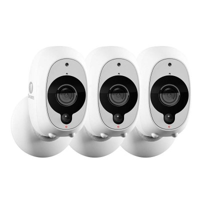 Save £70 at Ebuyer on Swann Wire-Free Smart 1080p Full HD Security Camera 3 Pack