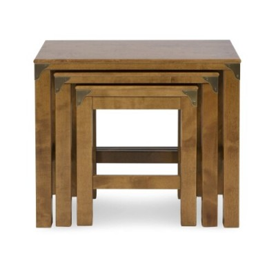 Save 41 At Laura Ashley On Balmoral Honey Nest Of 3 Tables