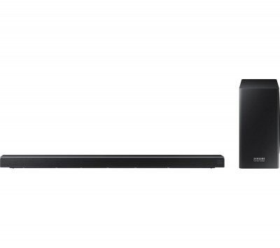 Save £100 at Currys on SAMSUNG harman/kardon HW-Q70R 3.1.2 Wireless Sound Bar with Dolby Atmos