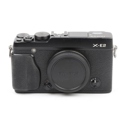 Save £20 at Wex on Used Fuji X-E2 Digital Camera Body - Black