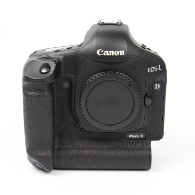 Save £40 at Wex on Used Canon EOS 1D Mk III Digital SLR Camera Body