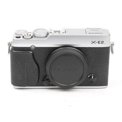 Save £25 at Wex on Used Fuji X-E2 Digital Camera Body - Silver
