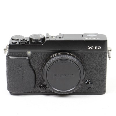 Save £25 at Wex on Used Fuji X-E2 Digital Camera Body - Black