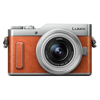 Save £55 at Wex on Used Panasonic Lumix GX880 Digital Camera with 12-32mm Lens - Tan