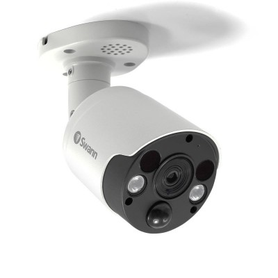 Save £20 at Ebuyer on Swann 4K Ultra HD Thermal Sensing Spotlight Bullet IP Security Camera