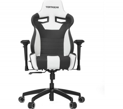 Save £30 at Currys on VERTAGEAR S-line SL4000 Gaming Chair - Black & White, Black